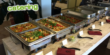 thaise buffet catering